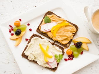Prinzip der Ernährungsmaßnahme-