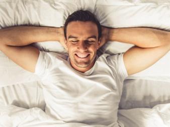 Was verhilft zu guten Schlaf?-