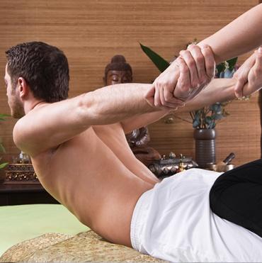 Thaimassage-